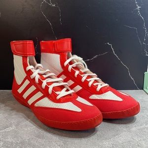 Adidas YYA 606001 Red/White Size 9m